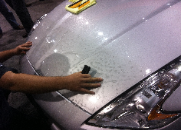 LLumar Invisible Paint Protection Film